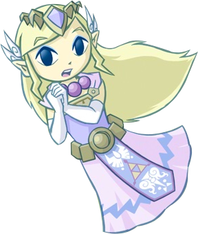 Spirit Tracks Zelda
