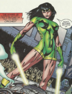 Killer Instinct - Black Orchid as seen in the Comic Book Version