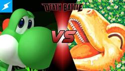 Gon vs Yoshi