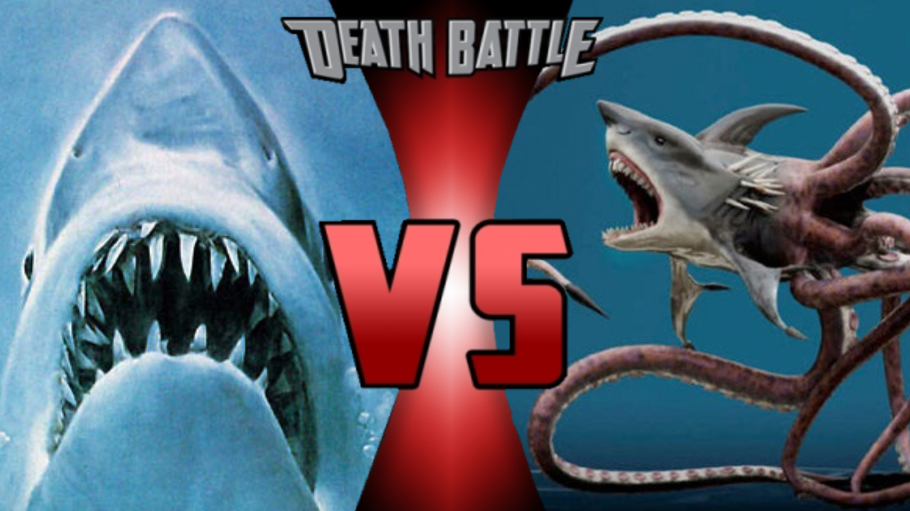 jaws vs sharktopus death battle fanon wiki fandom