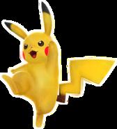 Pikachu Pokkén Tournament