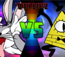 Bugs Bunny VS Bill Cipher