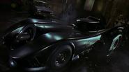 DC Comics - The Batmobile 1980s era