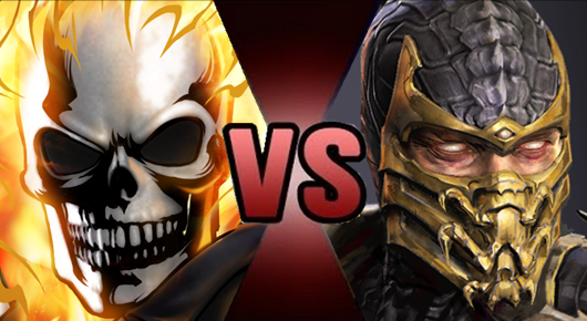 Image - Ghost Rider Scorpion Fake Thumbnail.png | Death ...