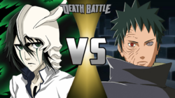 Ulquiorra Cifer vs