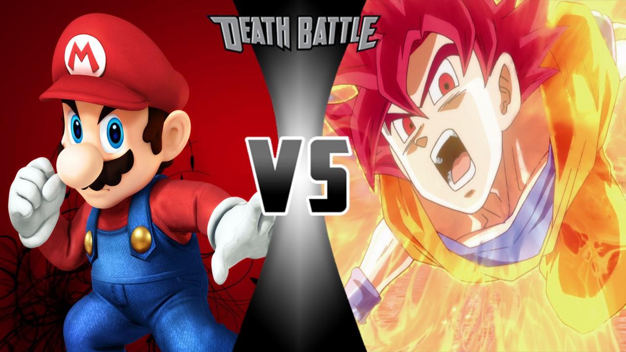 Category:'DBZ vs Mario' themed Death Battles   Death ...