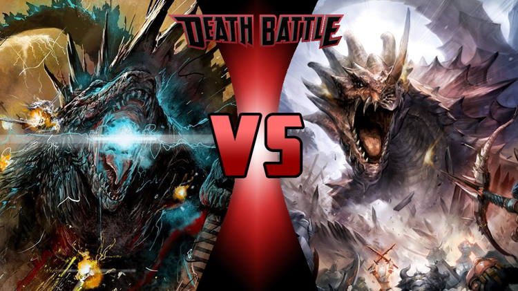 Godzilla Vs Lao Shan Lung Death Battle Fanon Wiki