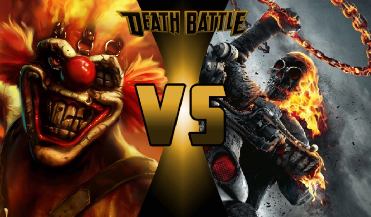 sweet tooth vs ghost rider death battle fanon wiki