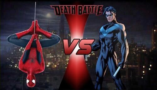 Spiderman VS Nightwing | Death Battle Fanon Wiki | Fandom ...
