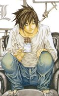 L from the anime Death Note is a great example of a blue hat thinker. Incredibly intelligent and cunning, this detective personally took on the case to catch the serial killer, Kira. He uses many creative strategies to find out who Kira really is and can analyze any situation with ease.