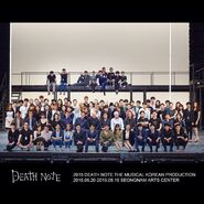 Musical Korean full cast and staff