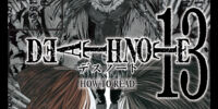 Death Note 13: How to Read