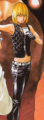 Mello's initial appearance