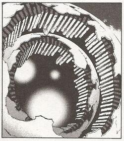 Sphere closeup