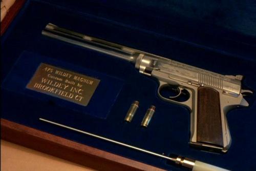 Tdp4 Team Battle Forum View Topic Gun 475 Wildey Magnum