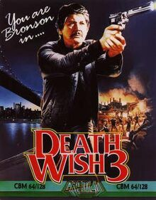 Death Wish 3 video game