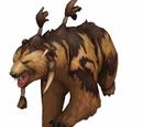 Syllabear the Lone Druid