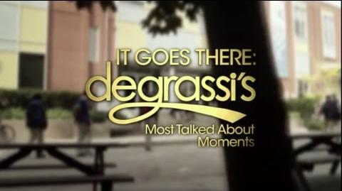 It Goes There Degrassi's Most Talked About Moments