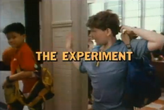 The Experiment - Title Card