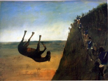 File:Sidney-nolan-the-slip-horse-falling-off-a-cliff.jpg