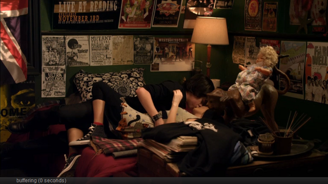 File:Eli Makes Out With Imogen In His Room Imagining It's Clare In Extraordinary Machine Part 1.png