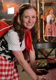 Holly j uniform season 10 degrassi