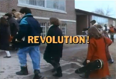 Revolution! - Title Card
