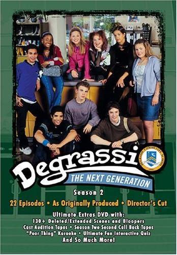 The Next Gigi Hadid Lisa Rinna S Teen Daughter Delilah: Degrassi: The Next Generation (Season 2)