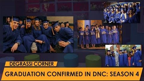 Degrassi Next Class Season 4 - Graduation CONFIRMED By Executive Producer