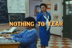 Nothing to Fear - Title Card