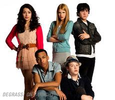Degrassi drama club!