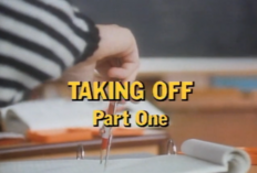Taking Off (1) - Title Card