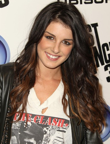 Shenae Grimes Pictures Tracy Reese - Front Row - Fall 2012 ...