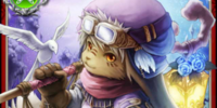 Rabbit Monk Lapin