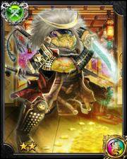 Frog Samurai NN