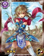 Captain of Magic Kendo Melrose R