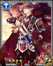 Knight Captain Gawain RR+