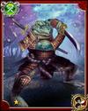 Frog Samurai