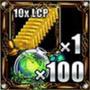 Event Supporter Set 5000MC Icon