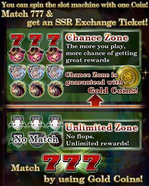 Slot Reward Sample