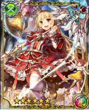 Fairy Magician Elfie SSR
