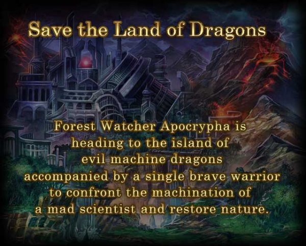 Save the Land of Dragons