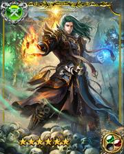 Grand Sorcerer King Oz SSR+