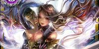 Evil Creator Goddess Angrboda