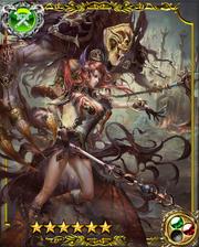 Sorcerer Goddess Glius SSR+