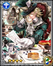 Tactician Mad Hatter RR++