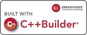 EmbarcaderoBuiltWithC++-Builder