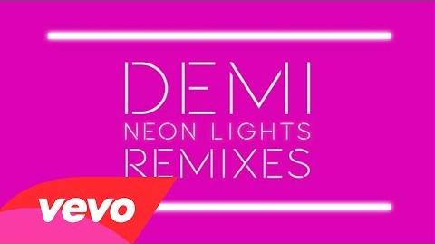 Demi Lovato - Neon Lights (Tracy Young Remix) (Audio)