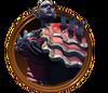 Lord Erebus Button
