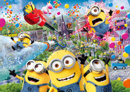 Minion Mayhem Japan